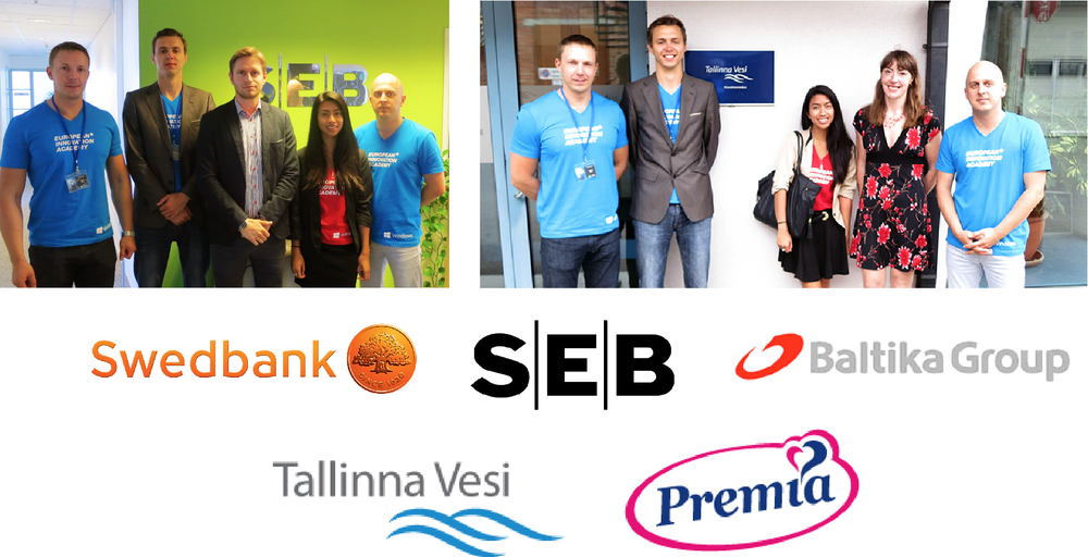 Some of the companies we interviewed
