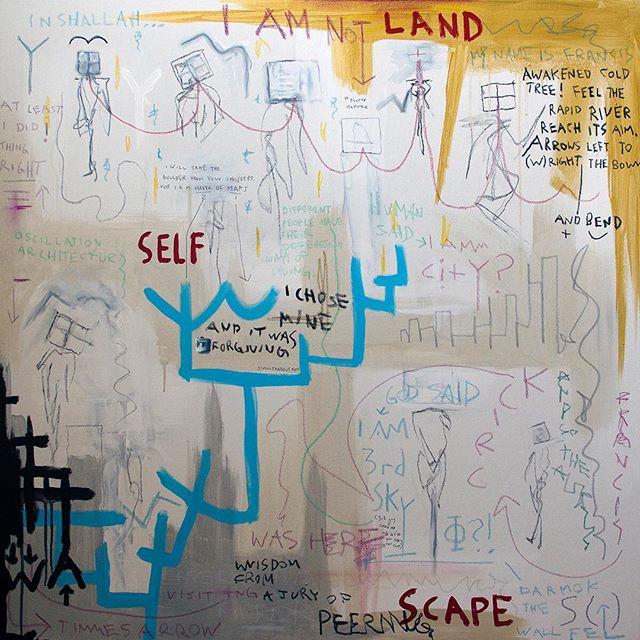 3 WHITE SPACE | SELF LAND SCAPE