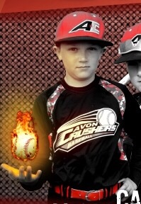 Fastballs are hard enough to hit, but FIREBALLS?!