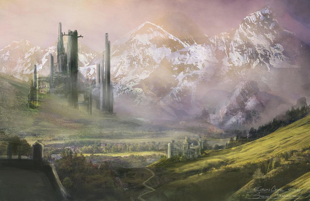 Ehron Valley