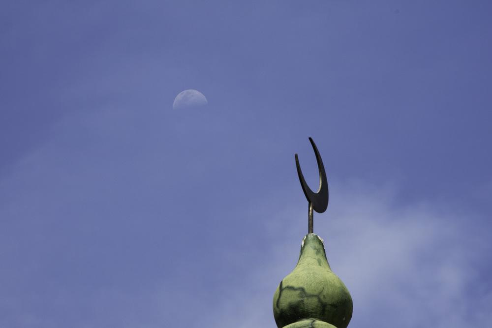 Crescent moons. -M3