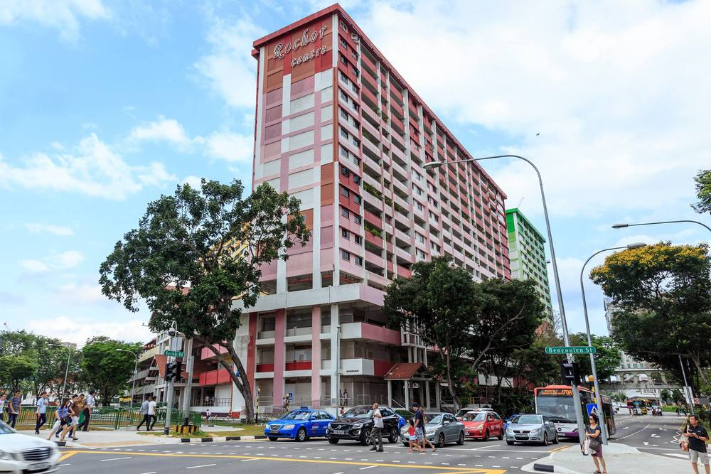 Image courtesy of Jimmy Lim from JLim Pictures  - This is the Rochor Centre, a local landmark set to be torn down and replaced in 2016. It shows how important photography can be in preserving the memory of a place & its community, especially somewhere that changes as rapidly as Singapore.