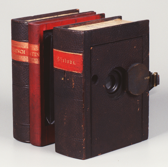 The Scovill Book Camera.