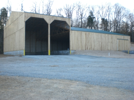Commercial/ Industrial/ 80' x 120'