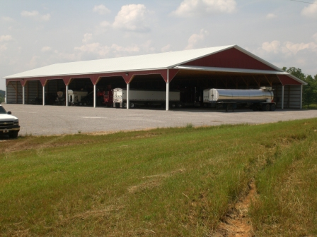 Ag/ Equipment Building/ 80' x 180' x 18'