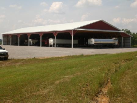 Ag/ Equipment Building/ 80' x 180' x 18'