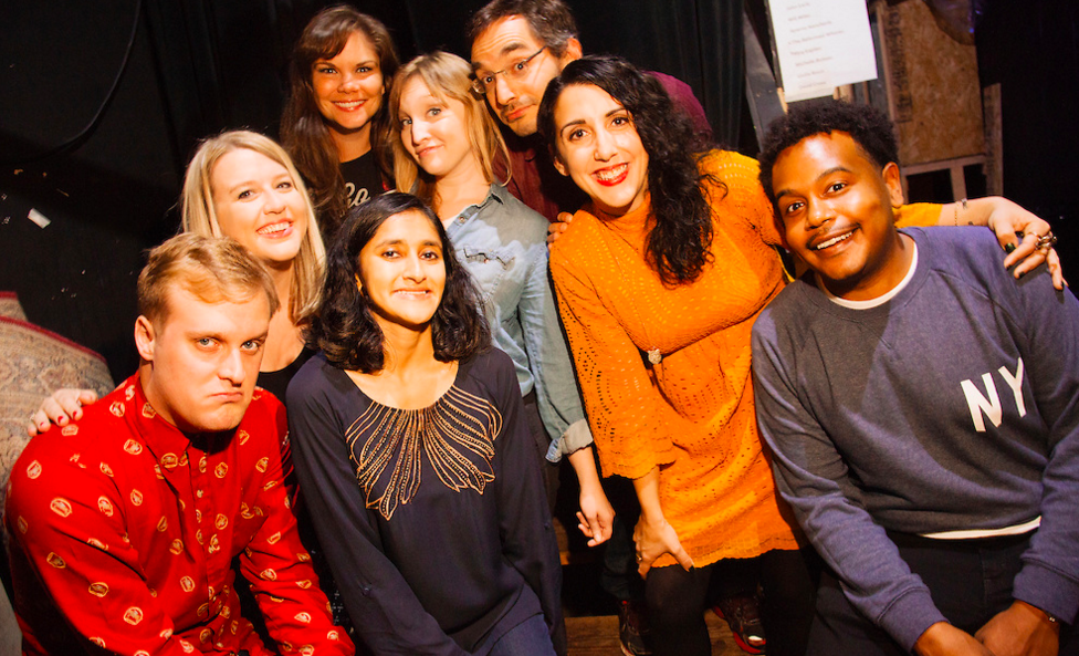 With John Early, Christi Chiello, Aparna Nancherla, Myq Kaplan, Giulia Rozzi & Will Miles