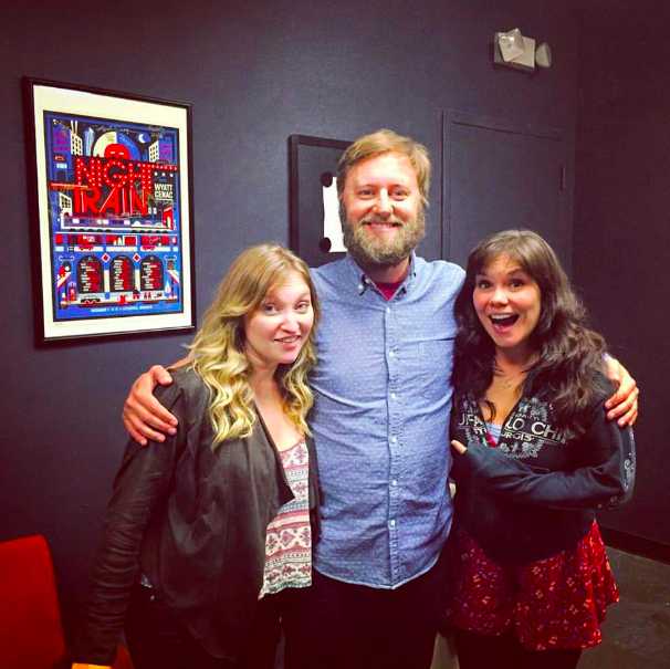 On Night Train with Rory Scovel