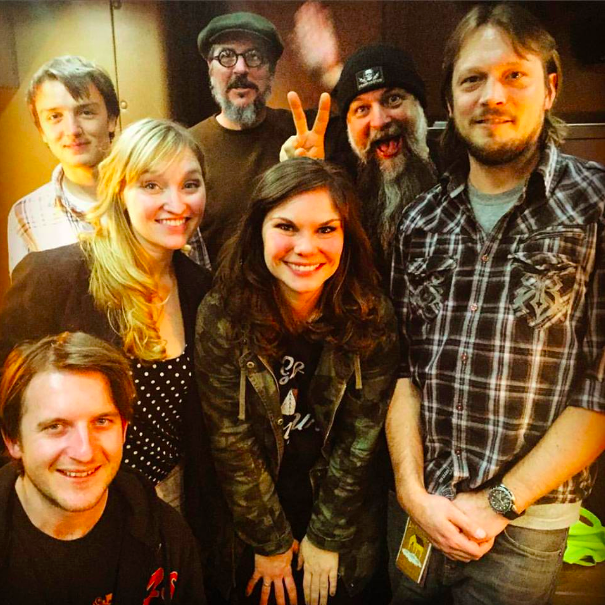 With Les Claypool and the Duo de Twang Gang
