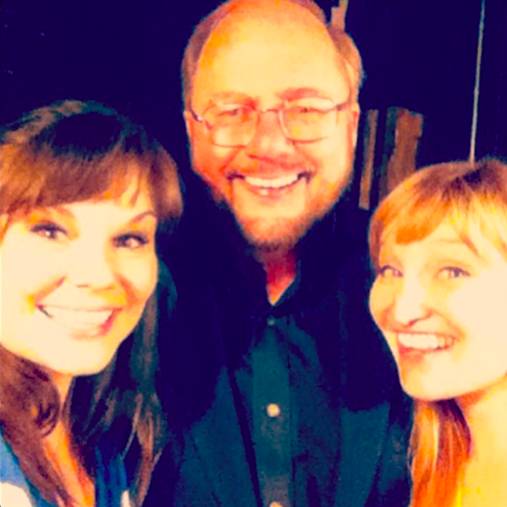 On a show with the Pina Colada man himself, Rupert Holmes