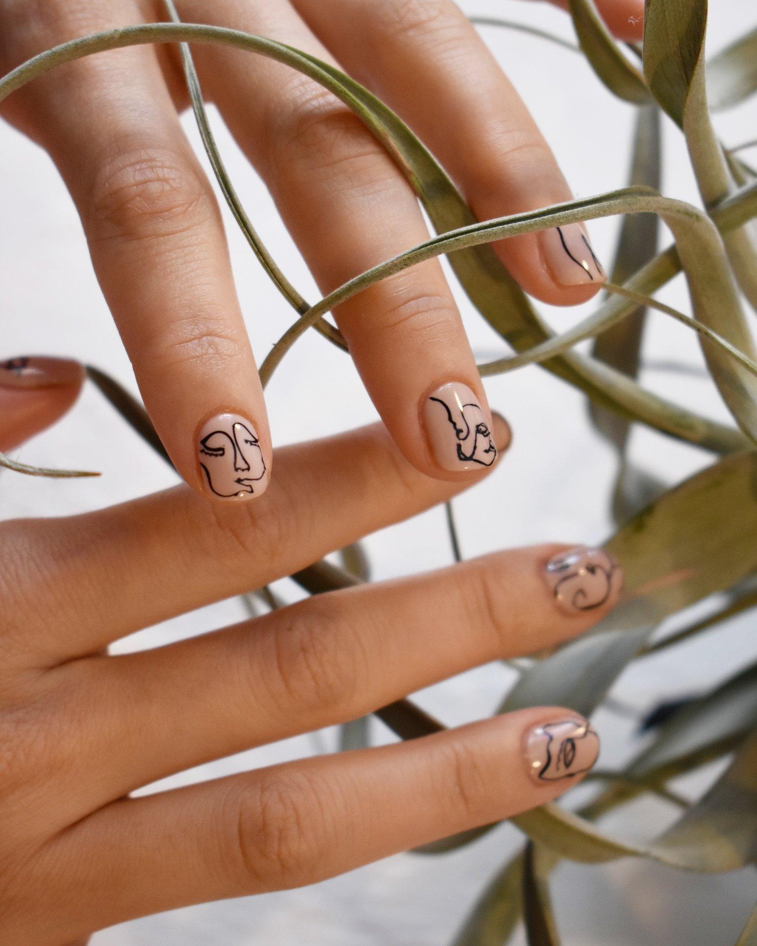 d54846ef7 Hello Birdie Nail   Lash Lab. Inspired Nail Art ...