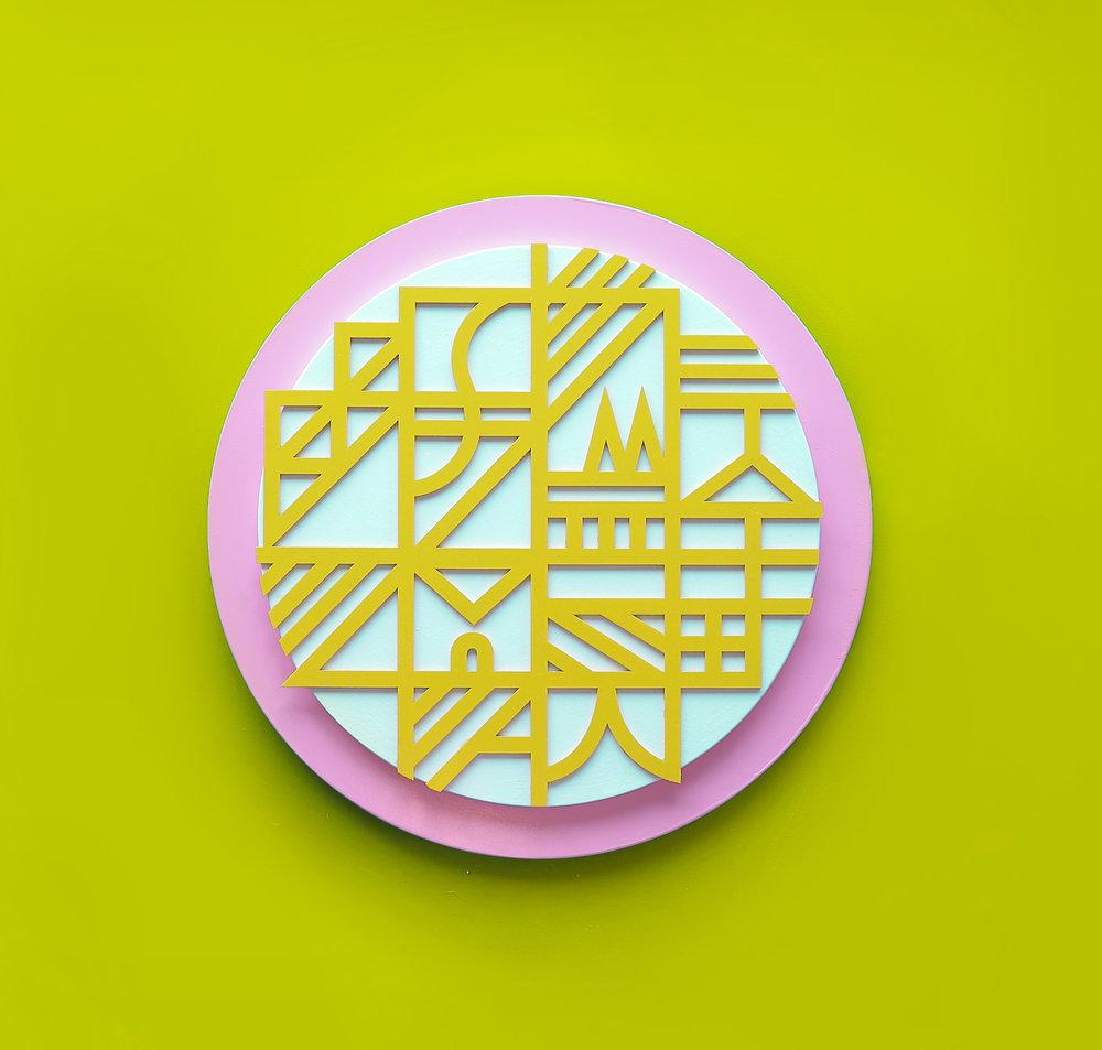 yellow portal