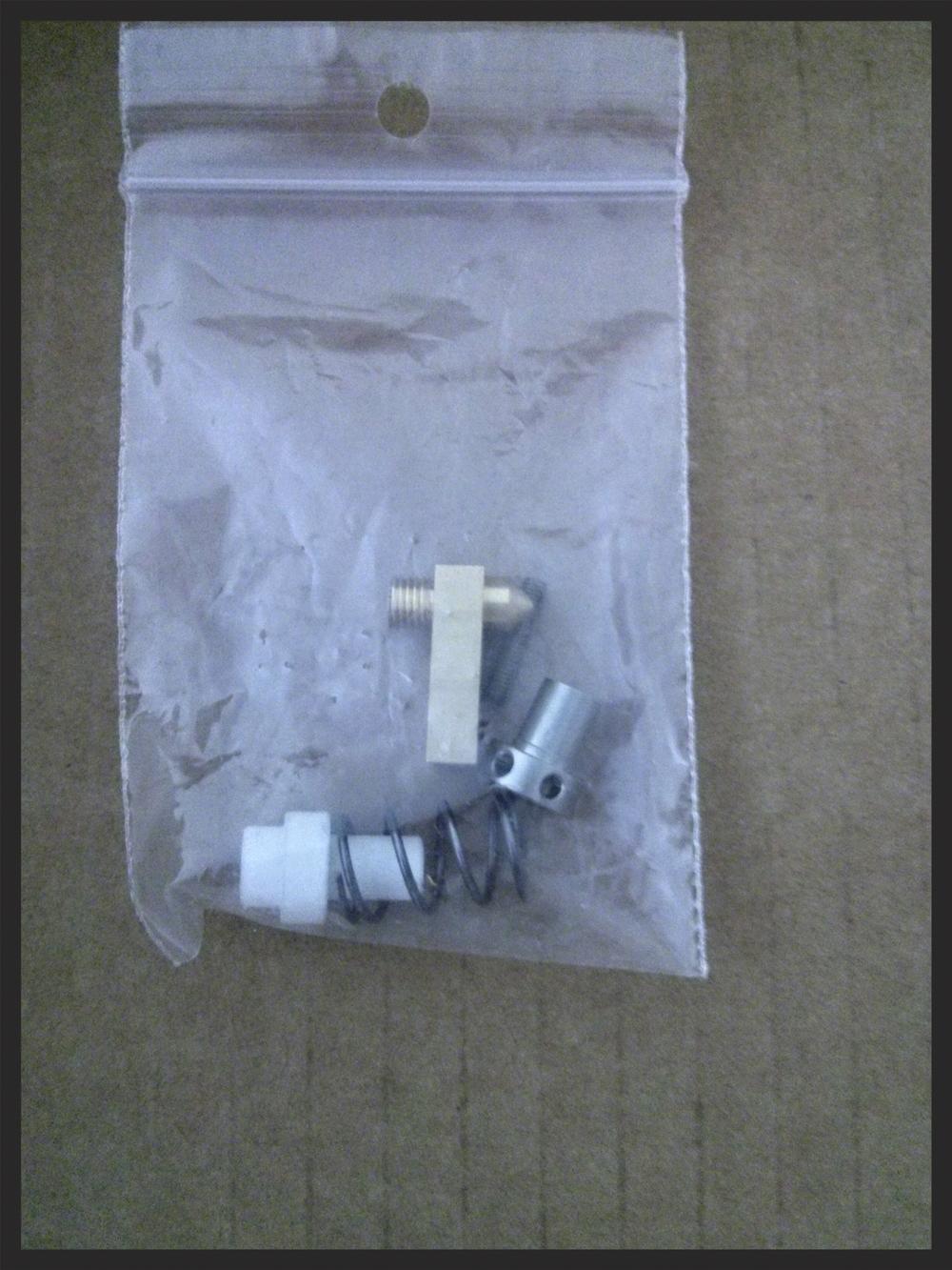 Extra Nozzle Kit