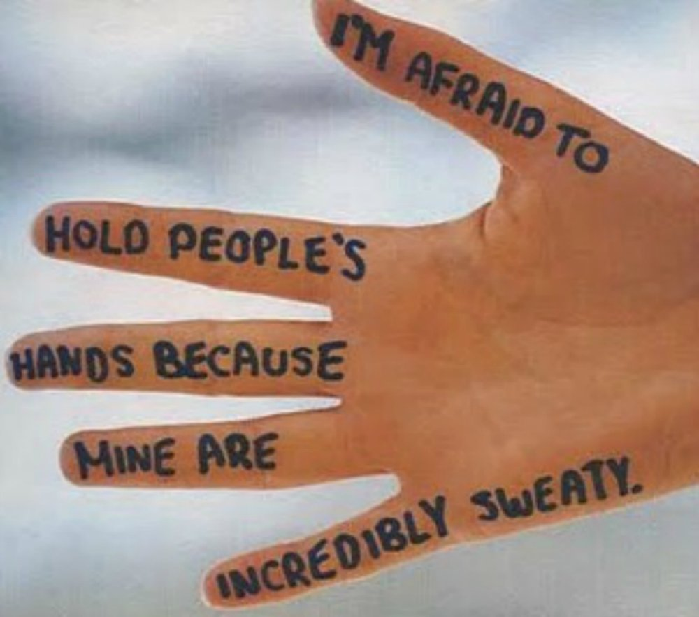 What is hyperhidrosis? - Do you sweat excessively on a daily basis? Is your sweating affecting your life? Then you may suffer from Hyperhidrosis