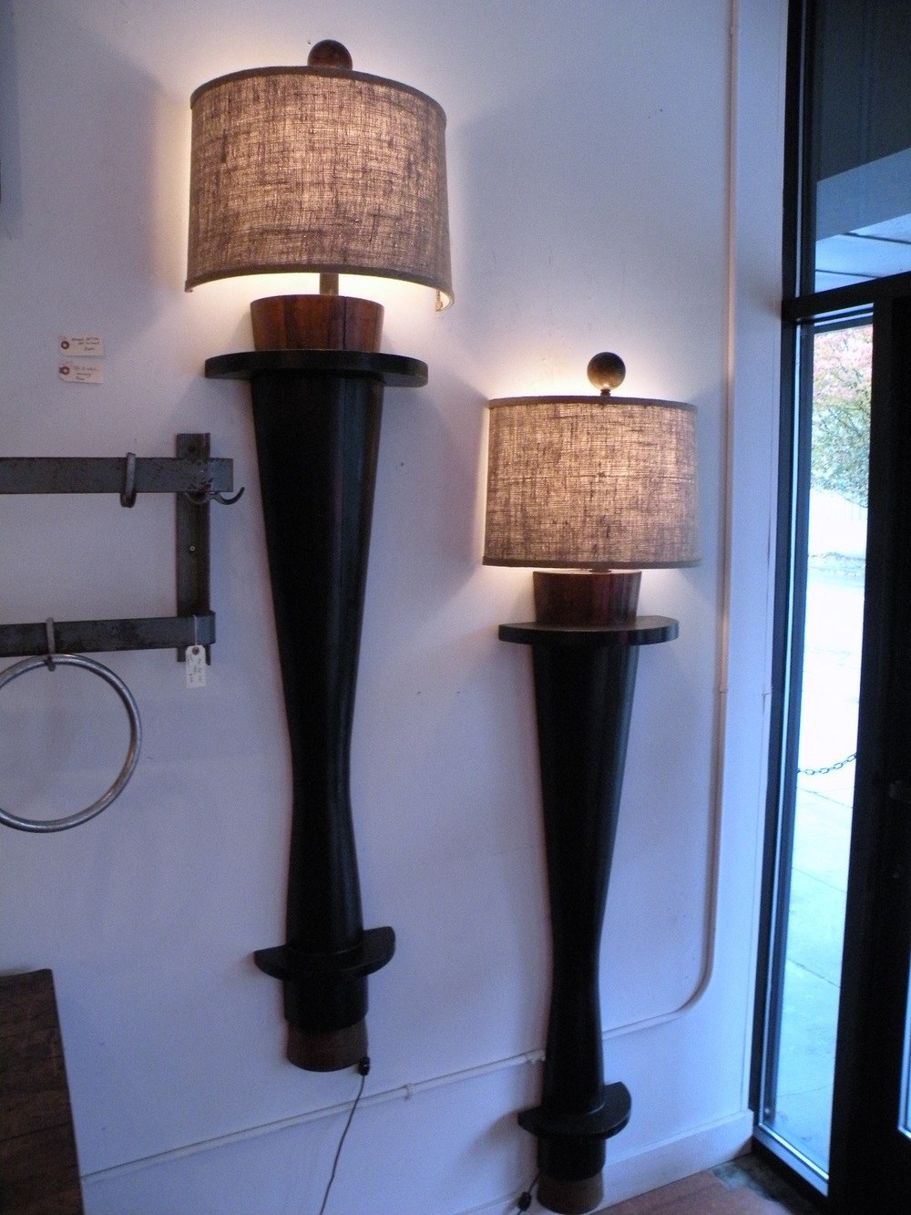 Foundry Pattern Sconces