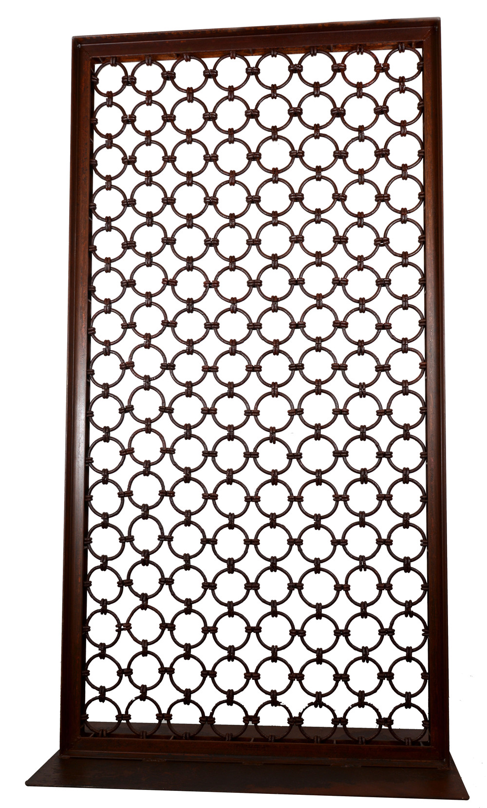 Standing Scallop Screen for Nordstrom