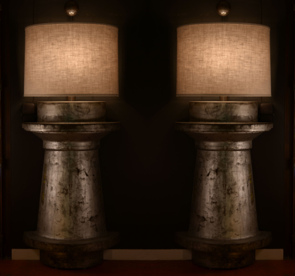 Giant Foundry Sconces
