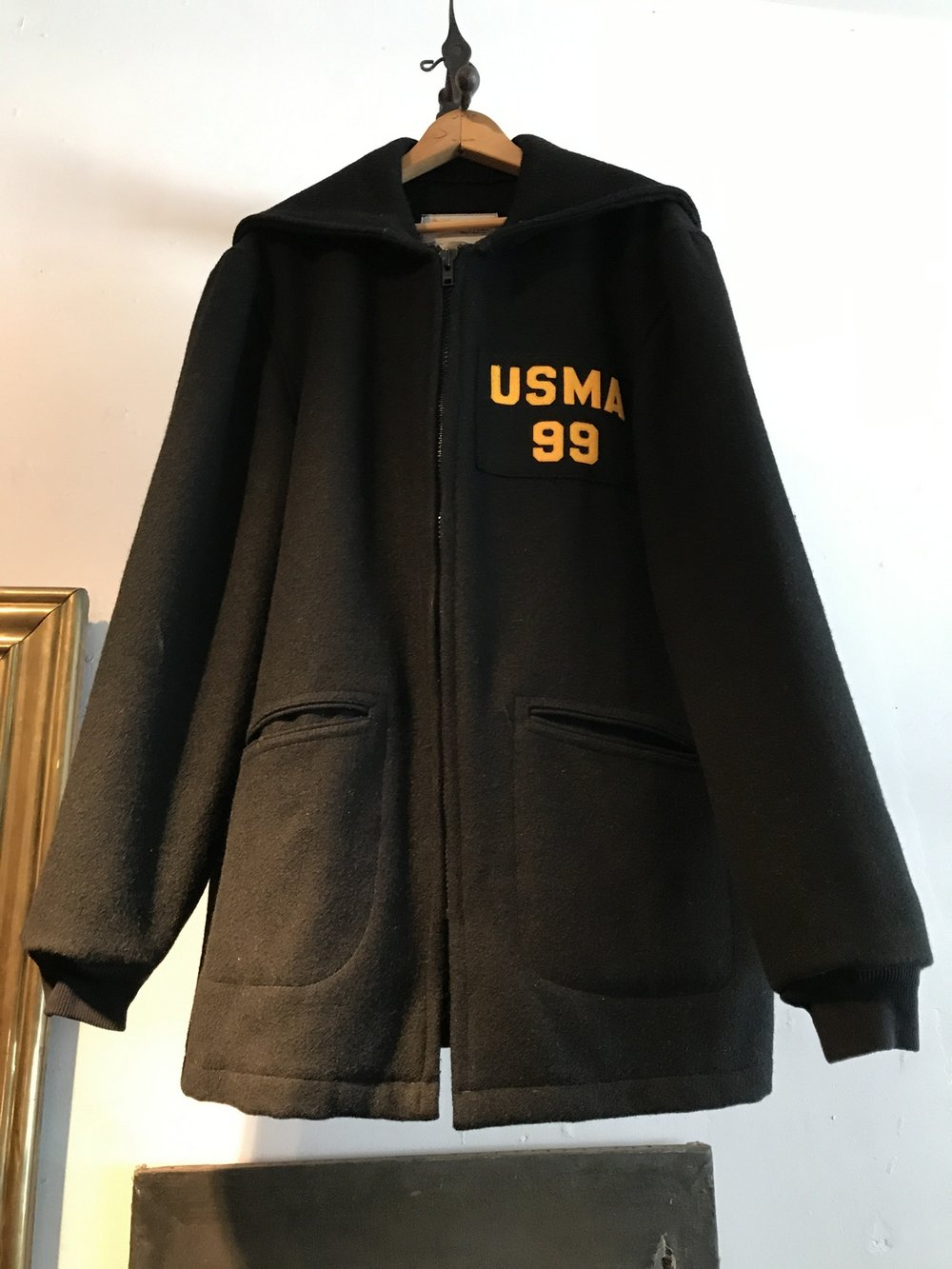 West Point Cadet Wool Jacket