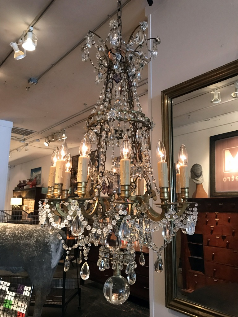 12 Arm Chandelier