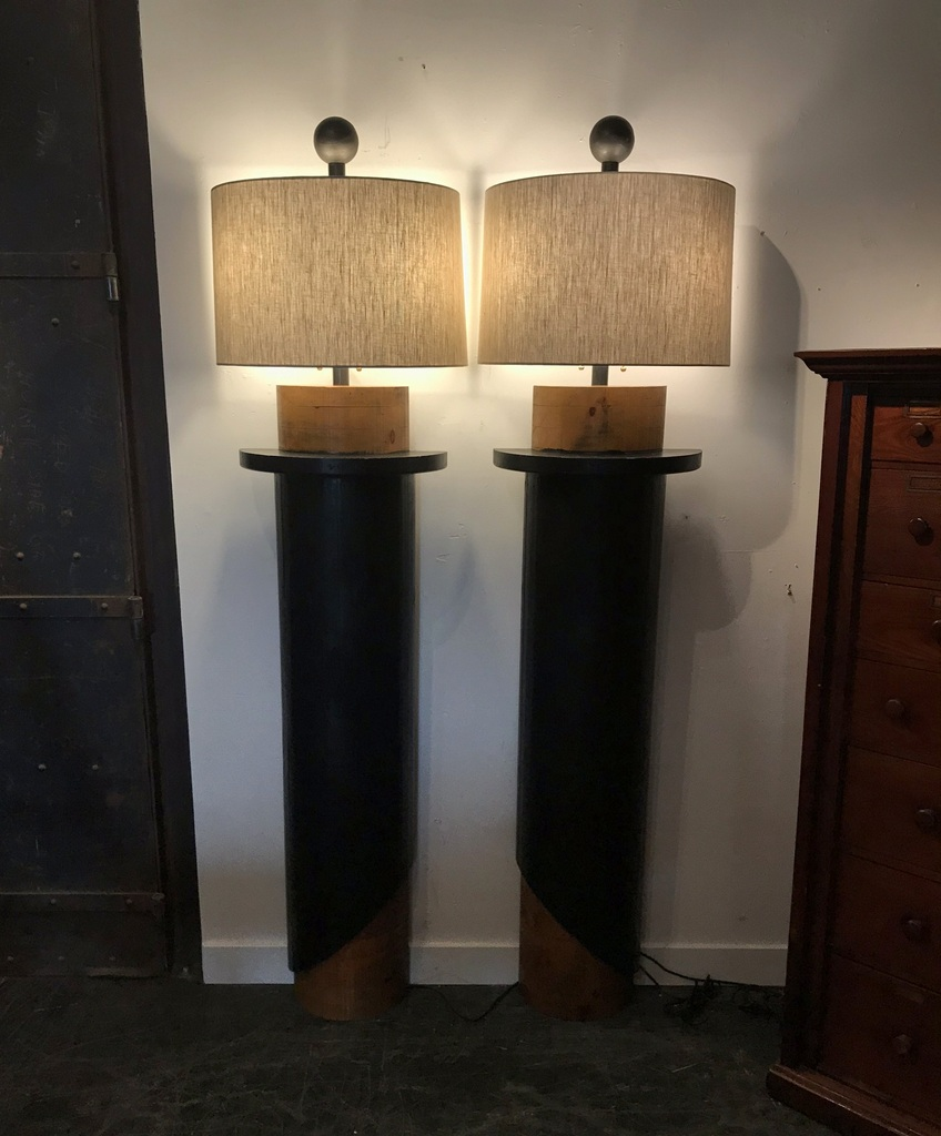 Custom Made Foundry Pattern Sconces