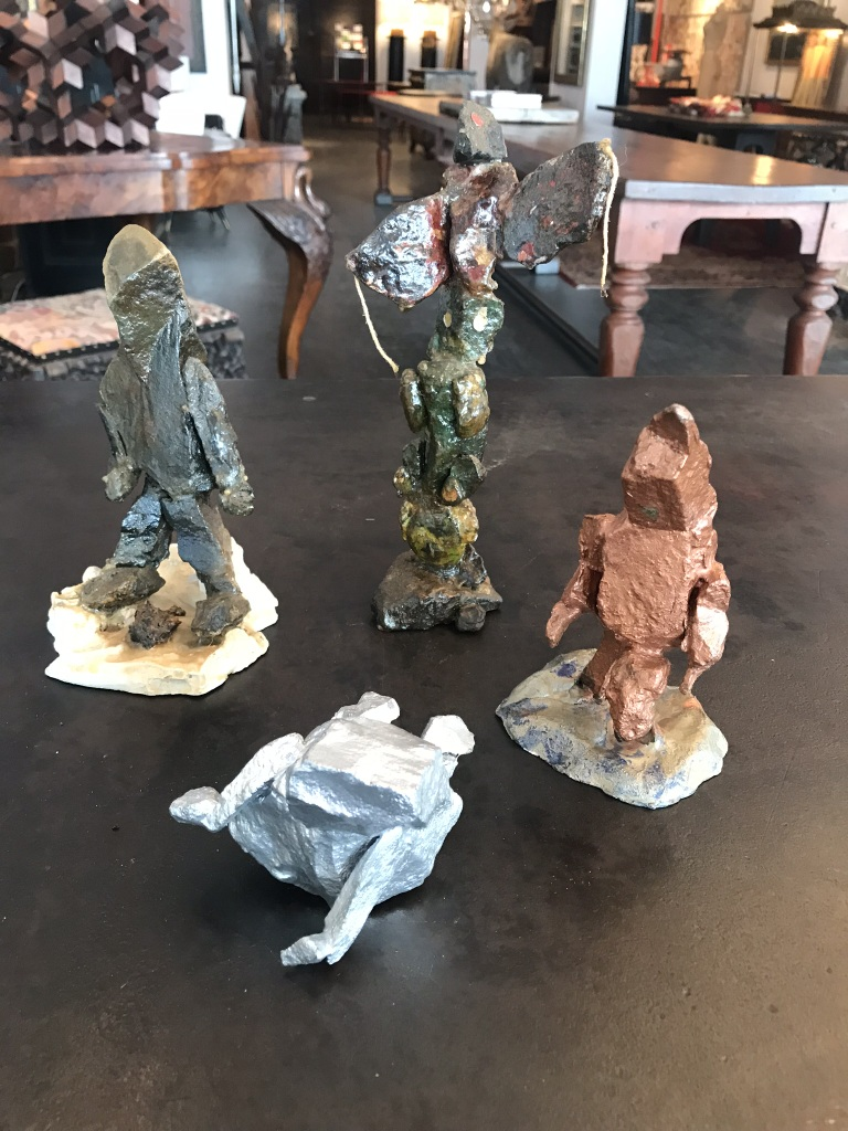 Stone Figures