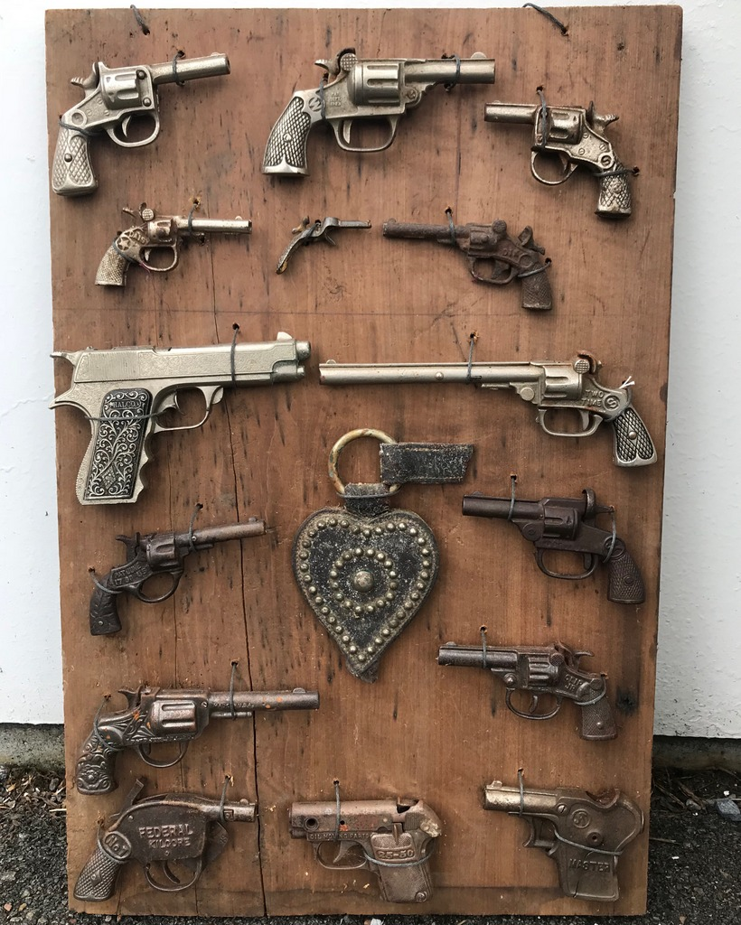 Early Century Cap-Gun Collection