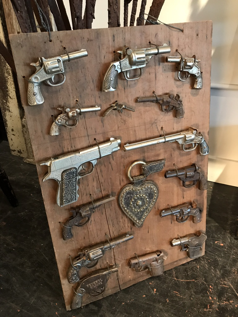 Kentucky Cap-Gun Collection