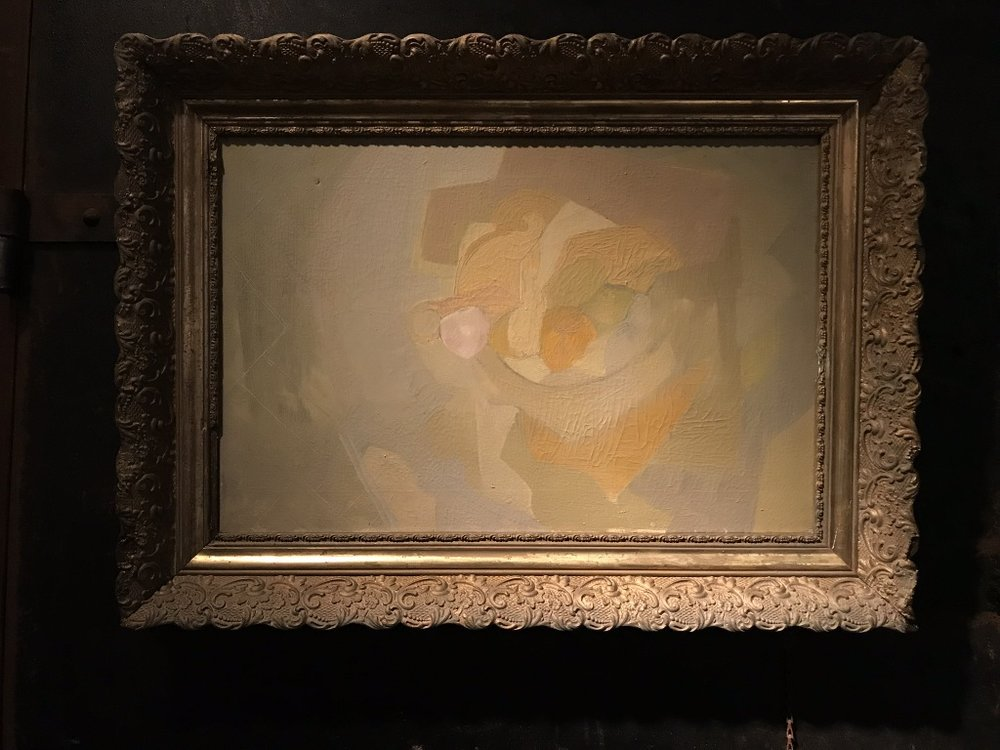 Wulf Barsch Painting