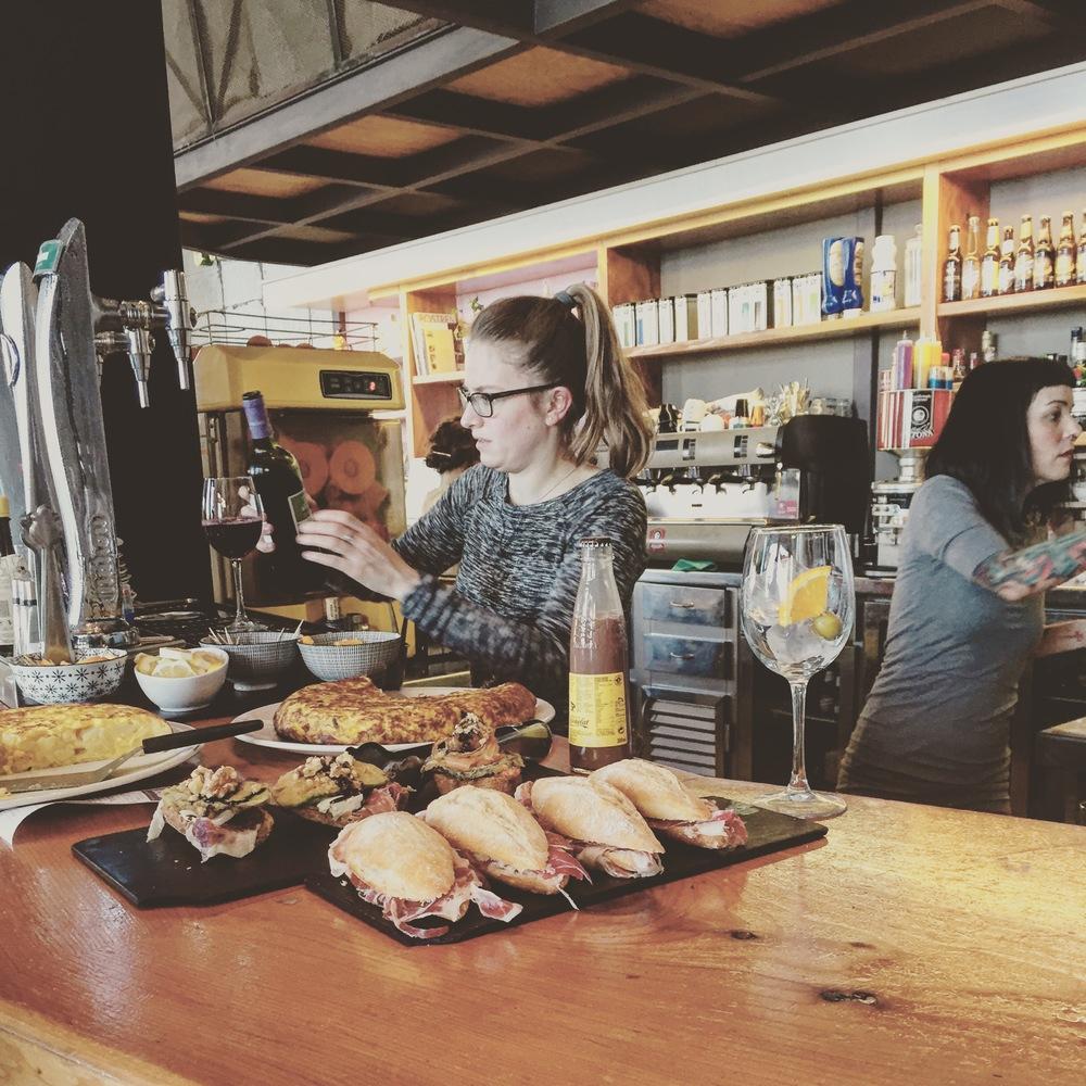 belgrado san sebasti�n bar