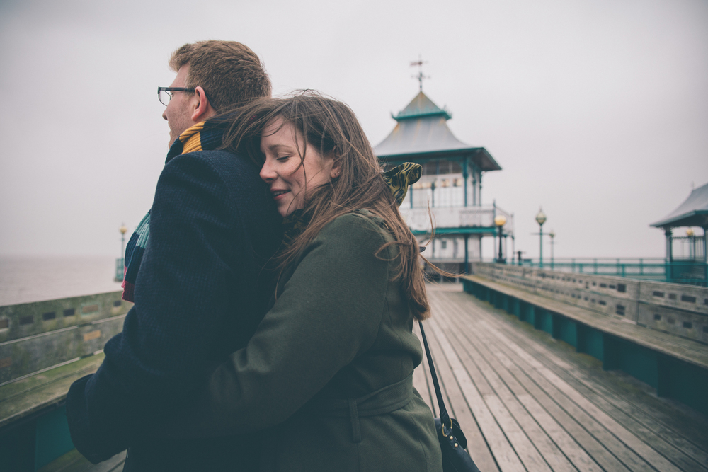 JAMES + ANNIKA - CLEVEDON PIER ENGAGEMENT SNEAK-5.jpg