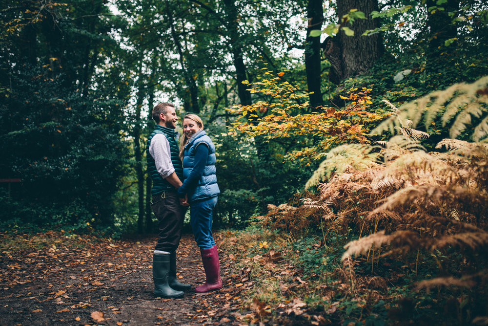 Leah + Chris Quantock Woodland Pre-shoot low-1.jpg