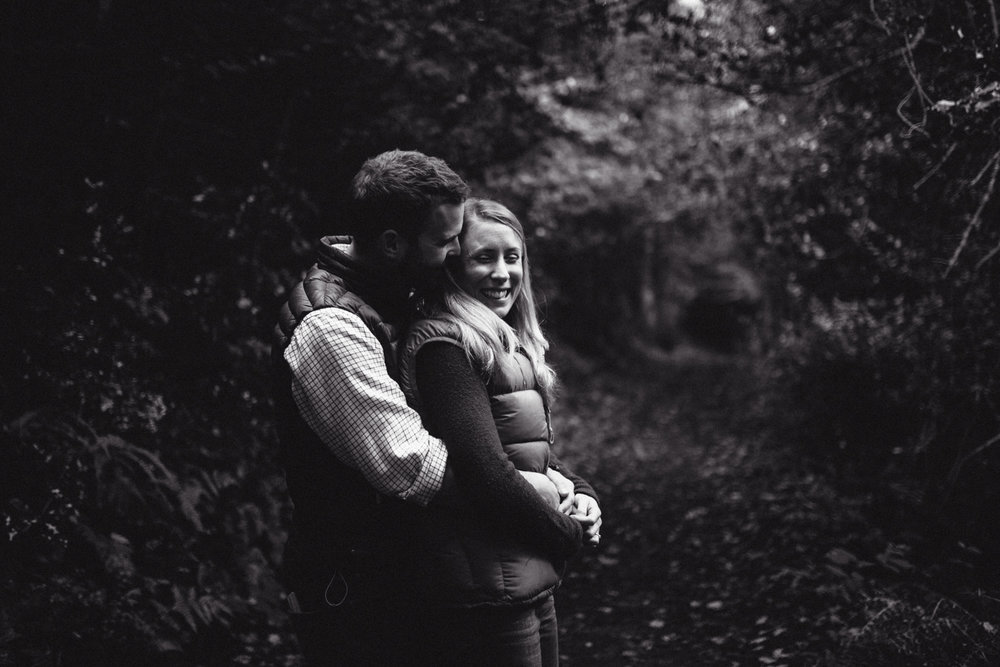Leah + Chris Quantock Woodland Pre-shoot low-14.jpg