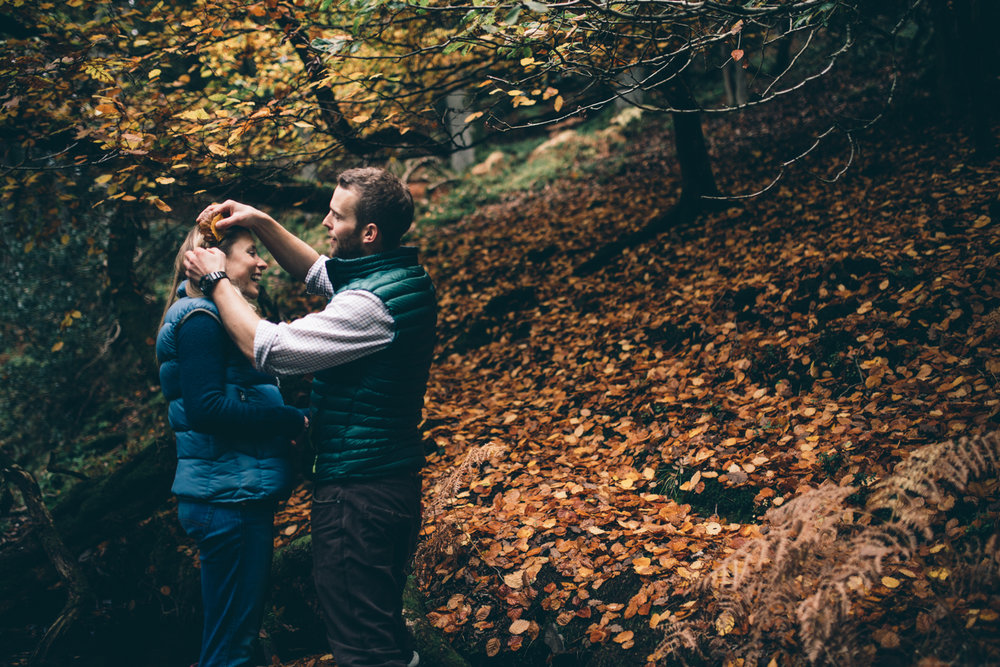 Leah + Chris Quantock Woodland Pre-shoot low-16.jpg