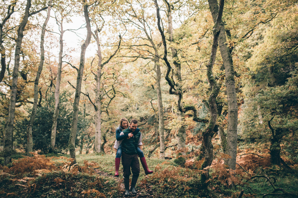 Leah + Chris Quantock Woodland Pre-shoot low-25.jpg
