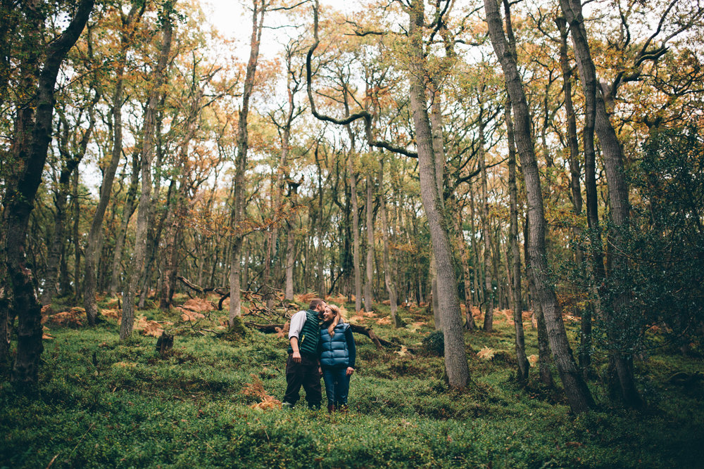 Leah + Chris Quantock Woodland Pre-shoot low-36.jpg