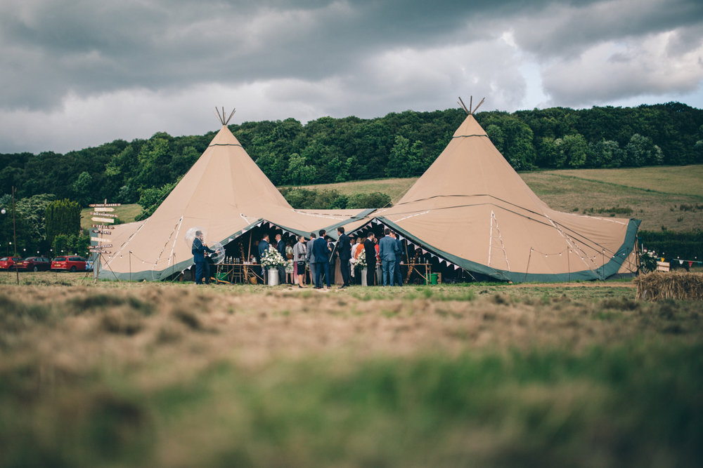 Sarah + Caco Tipi Village Green Wedding Buckinghamshire NaomiJanePhotography-79.jpg