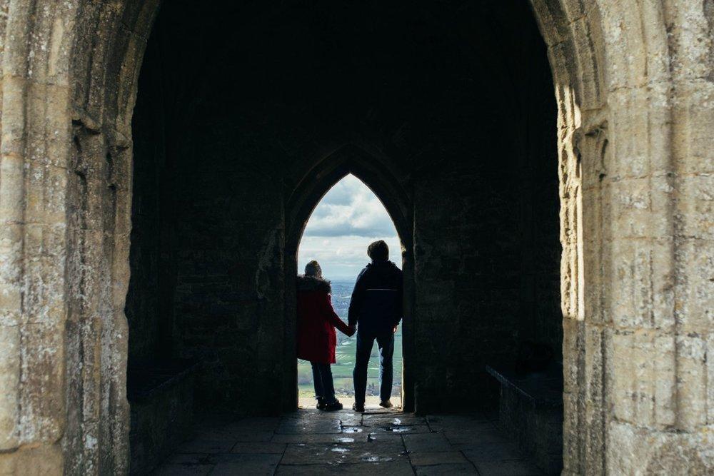 Simon + Wendy Glastonbury Tor Pre-Wedding NaomiJanePhotography-42.jpg