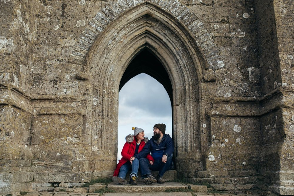 Simon + Wendy Glastonbury Tor Pre-Wedding NaomiJanePhotography-62.jpg