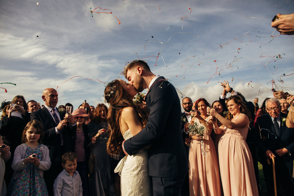 """The most talented, my wonderful photographer. She captured the day as I want to remember it and I am so grateful that I have so many beautiful photographs to reflect on and to remember the best day of my life. Thank you x""  Yasmin + Owen - March 2018"