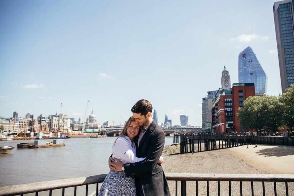 Eleanor + Gordon Pre-Wedding Shoot London Southbank NaomiJanePhotography-36.jpg