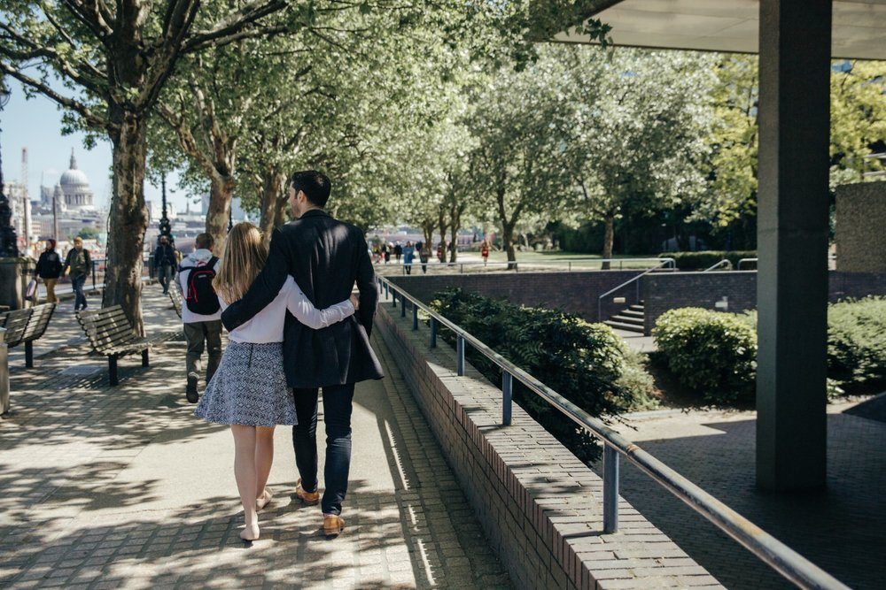 Eleanor + Gordon Pre-Wedding Shoot London Southbank NaomiJanePhotography-35.jpg