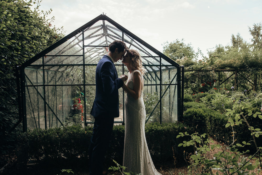 """""""We booked Naomi for our wedding day at the Matara Centre in July 2018. Naomi was recommended to us and was such a lovely, supportive person to be in contact with in the lead up to the wedding and captured our wedding day perfectly. We are so proud of our wedding pictures and would definitely recommend Naomi Jane Photography.""""  Amy + Mark - July 2018"""