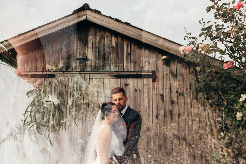 """""""Naomi photographed our wedding in October 2018 and was amazing to work with.  She made us feel so at ease, both during our pre-wedding shoot and on the day; it felt like we were laughing with an old friend!  She has a knack for capturing natural shots, meaning our wedding photos are a true reflection of the day, with not one bad photo among them!   Many of our wedding guests commented on Naomi's ninja-like abilities, and on how lovely she is.  Naomi captured our day perfectly and we'll cherish our beautiful wedding photos for years to come.""""  Sam + Sam - October 2018"""