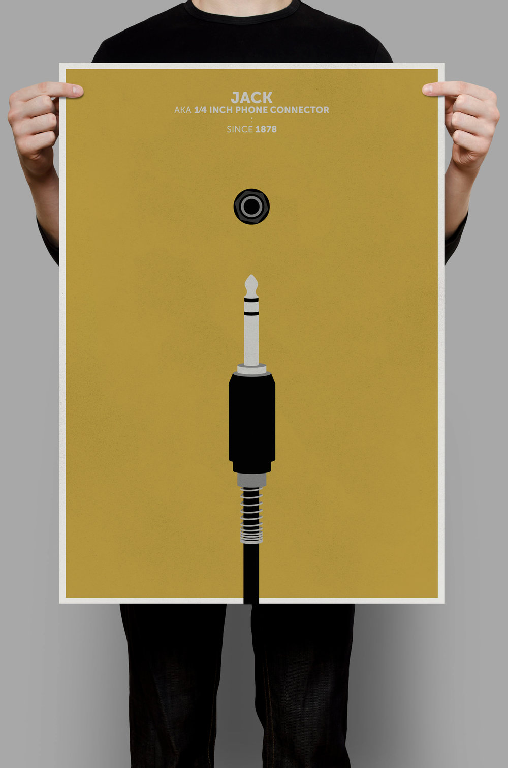 Jack plug
