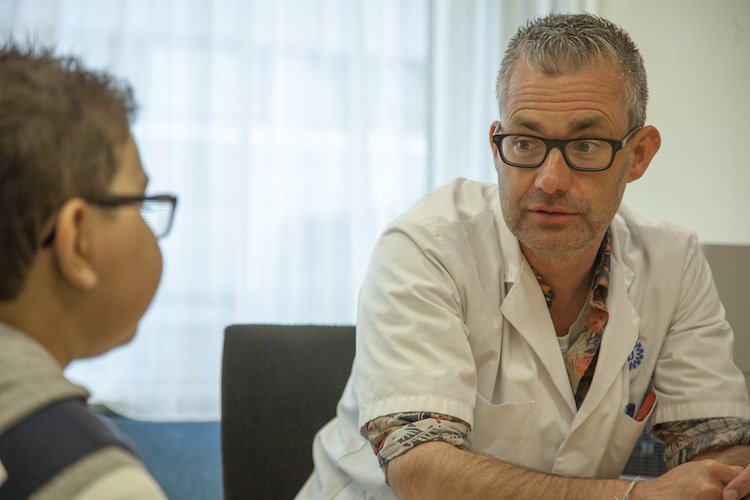Dr.Jaap Jan Boelens