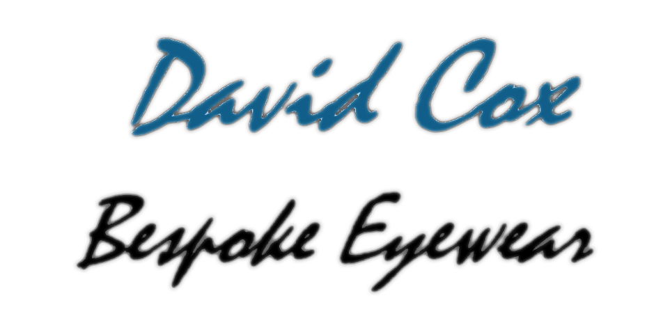 David Cox Bespoke Eyewear