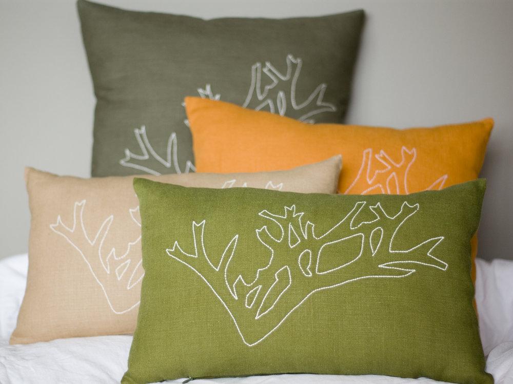 Púðar | Pillows