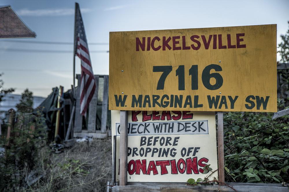 """31 August, 2013 - """"Nickelsville"""", Seattle"""