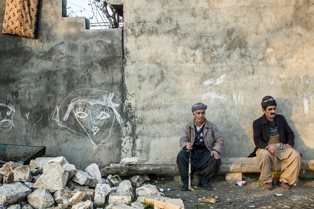 14 December, 2012 - Halabja, Iraqi Kurdistan