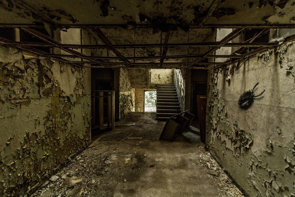 Sachsenhausen SS Brotfabrik, Oranienburg